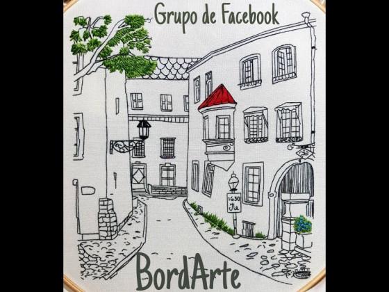 Bordado Arquitectónico. Architecture Embroidery