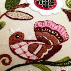 NUEVO! Bordado Crewel Super Fácil! Ease Crewel Embroidery