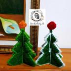 Proyecto 10 árbol de navidad en Canva Plástica